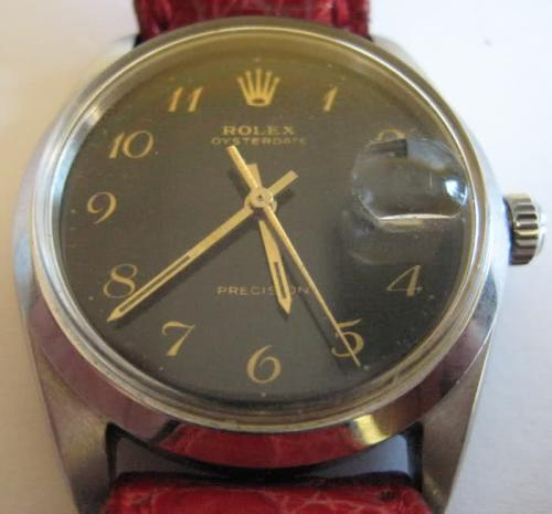 orologi rolex falso